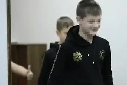 Дети Кадырова ответили бросившему им вызов школьнику
