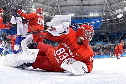 Определились все полуфиналисты хоккейного турнира Олимпиады