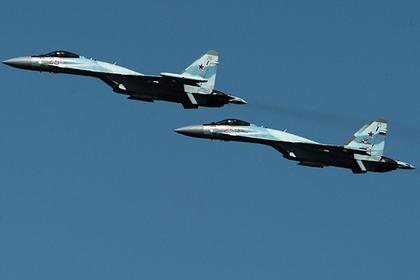 Россия усилила авиагруппировку в Сирии