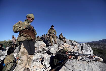 Сирийцы еще сильнее укрепились в курдском Африне