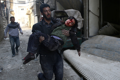 Опубликованы факты об истреблении мирных жителей в Сирии