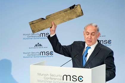 Биньямин Нетаньяху на Мюнхенской конференции по безопасности