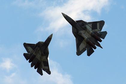 Иностранные эксперты рассказали о целях отправки Су-57 в Сирию