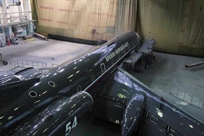 В Республики Беларусь опровергают факт ремонта русского военного самолета