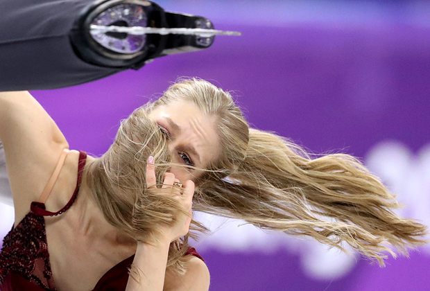Кейтлин Уивер, кажется, пожалела насчет выбора партнера. На пьедестал в Пхенчхане канадская пара не попала.