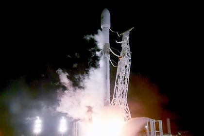 SpaceX с четвертого раза запустила глобальный интернет