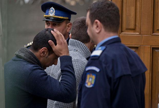 Раду Догару, организатор ограбления Кюнстхала