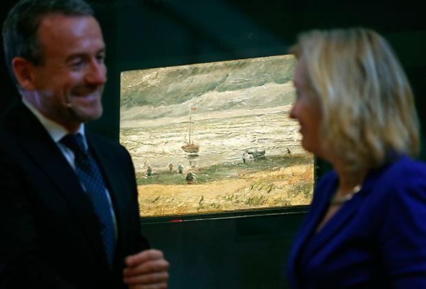 Возвращение похищенной картины Ван Гога