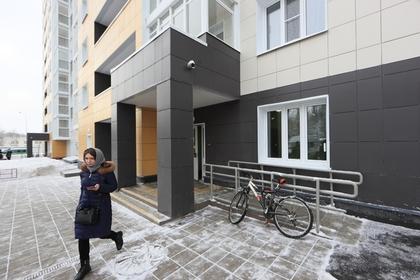 Первый дом по программе реновации