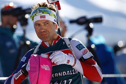 Бьорндален счел глупыми подозрения россиянина в употреблении допинга