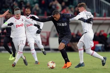 «Локомотив» вышел в 1/8 финала Лиги Европы в 20-градусный мороз