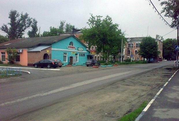 Кафе, где «засветился» Аксенов
