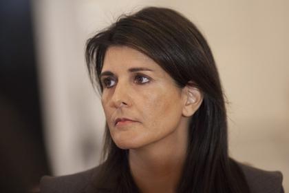 США пригрозили Асаду применением силы