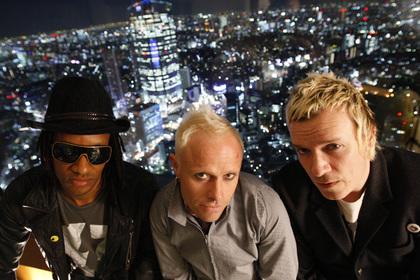 Группа The Prodigy дважды выступит в Москве