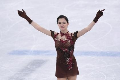 Медведева объяснила слезы после проката на Олимпиаде