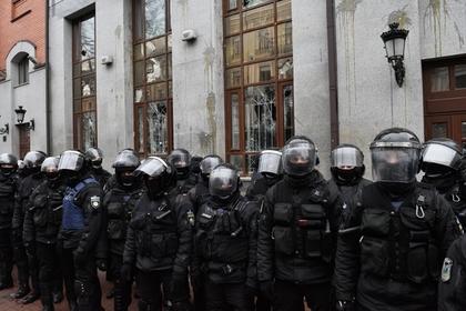 СБУ потребовала санкций для разгромленного в Киеве Россотрудничества