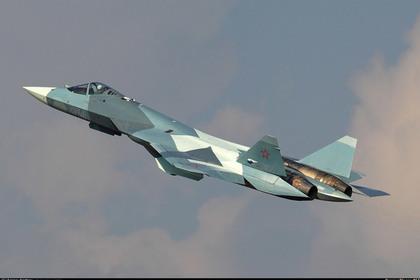 В Сирию прилетели еще два Су-57