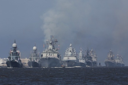 Британский флот раскритиковали за неспособность сопроводить российские корабли