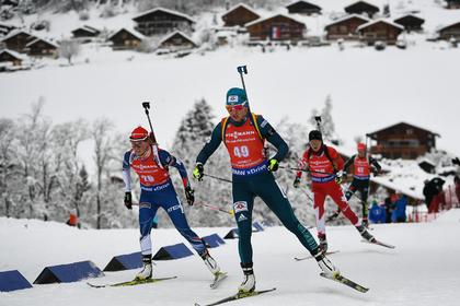 Чехи поддержали американский бойкот Кубка мира по биатлону в России