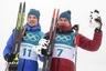 Андрей Ларьков и Александр Большунов