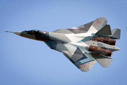 Израильская разведка обнаружила места базирования Су-57 в Сирии