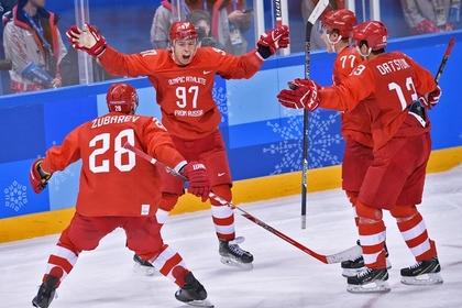 pic_c05ea40008447d9bbc178c2b831dc1c9 Российские хоккеисты выиграли Олимпиаду
