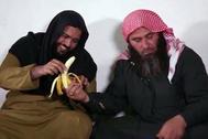 Идлибские террористы готовятся к грядущим поражениям, тренируя мышцы лица
