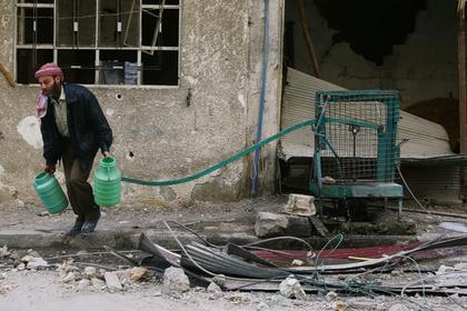 Минобороны предупредило о готовящейся химатаке в Сирии