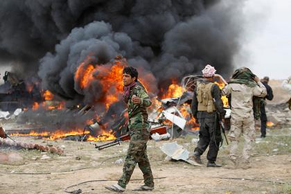 ВСМИРФ пишут онеизбежности «новой большой войны» наБлижнем Востоке