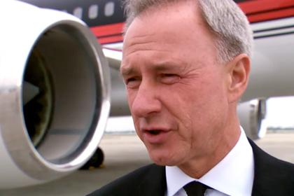 Трамп захотел дать личному пилоту госдолжность
