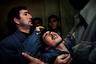 В одной из южных деревень Карабаха в школе был создан импровизированный госпиталь, в котором находились раненые азербайджанцы. По рассказам очевидцев, многие были убиты выстрелами в голову, что свидетельствовало о наличии у армянской стороны профессиональных снайперов.