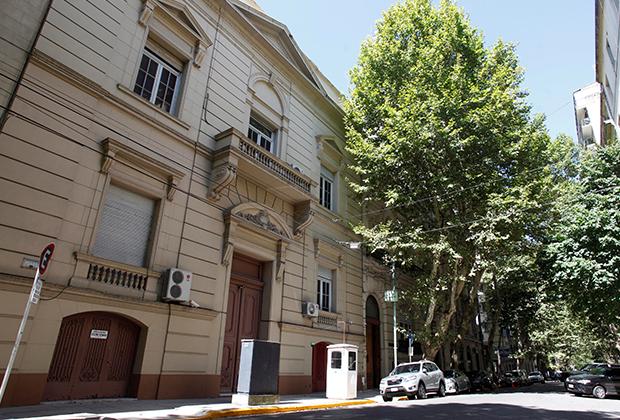 Посольство России в Аргентине