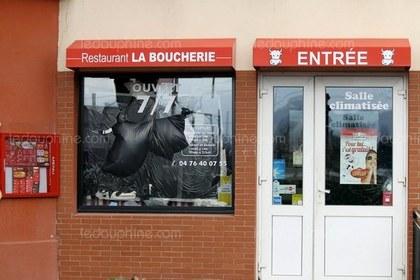 «Веганский террор»: веган напал намясной ресторан вГренобле