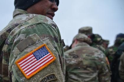 Трансгендер впервые вступил в армию США