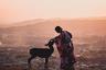 Сказочный кадр с женщиной в традиционной одежде и оленем снят в японской префектуре Нара. По данным ЮНЕСКО, в тех местах больше памятников всемирного наследия, чем в любом другом регионе Японии.