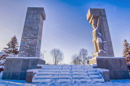 Власти польского города решили спасти советский памятник