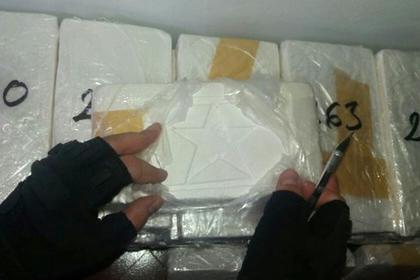 Раскрыто происхождение найденного в российском посольстве кокаина