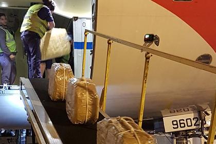 В аэропорту Буэнос-Айреса задержали гражданина России с чемоданом кокаина