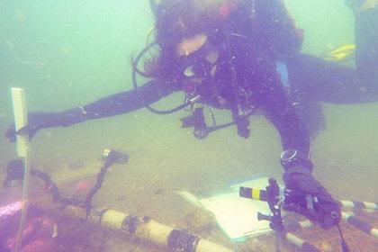 У берегов США нашли массовое подводное захоронение людей