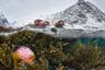 Подводный мир в деревне Å, Лофотен, Норвегия.  Открытый конкурс, шорт-лист, категория «Пейзаж».