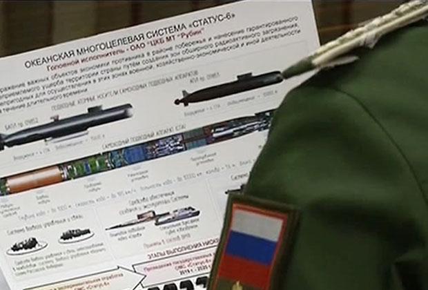 Подводный беспилотник «Статус-6»