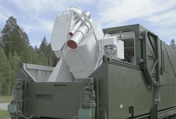 Боевые лазерные комплексы