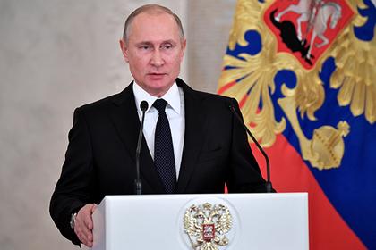 Путин: Риторика о новоиспеченной холодной войне является пропагандистской