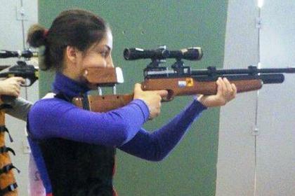 Жительница Красноярска установила мировой рекорд по стрельбе