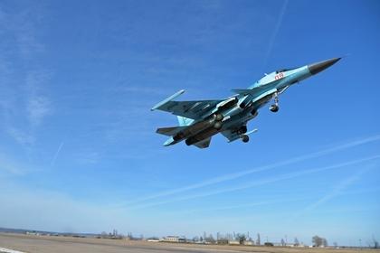 ВКС РФ занеделю 5 раз поднимались наперехват иностранных воздушных судов