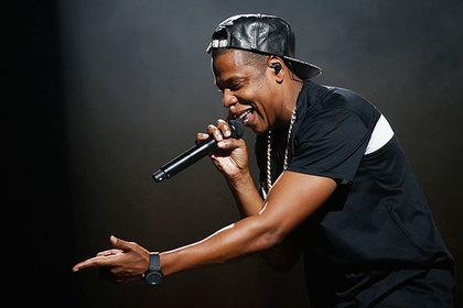 Самым богатым хип-хоп исполнителем вмире стал Jay Z