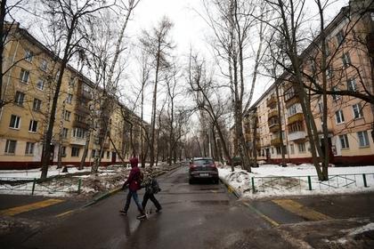 Жилые дома в районе Измайлово, Москва