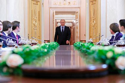 Путин: участников «Лидеров России» пригласят в большие компании и руководство