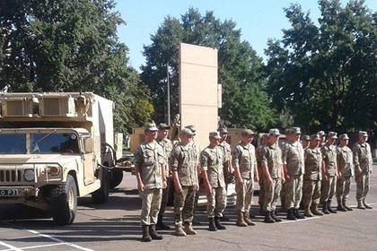 СМИ поведали о тайном полигоне, где бойцы США обучают украинских военных