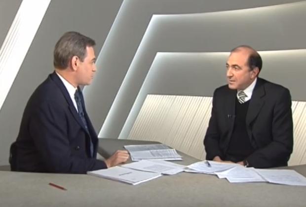 Сергей Доренко и Борис Березовский
